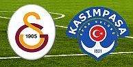Galatasaray 1 - Kasımpaşa 1