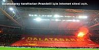 Galatasaray Taraftarı Prandellı'ye Site Açtı