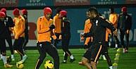 Galatasaray, Trabzonspor Maçı Hazırlıklarını Tamamladı