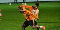 Galatasaray'da Borussıa Dortmund Maçı Hazırlıkları Sürüyor