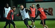 Galatasarayda Bursaspor Maçı Hazırlıkları Başladı