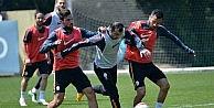 Galatasarayda Kupa Mesaisi Başladı