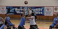 Garanti Tekerlekli Sandalye Basketbol Süper Lig