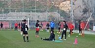 Gaziantepspor, KARDEMİR Karabükspor Maçı Hazırlıklarını Sürdürüyor