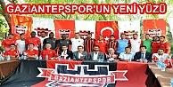 Gaziantepspor Yeni Yüzüyle Tanıtıldı İzle
