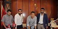 Gaziantepsporun Yeni Teknik Direktörü Mutlu Topçu Oldu