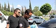 Gaziantepte Polisin Kovaladığı Otomobilde Esrar Bulundu