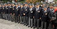 Gaziler Günü Bursa'da Törenlerle Kutlandı