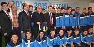 Gaziosmanpaşa Belediyesinden Amatör Spor Kulüplerine Malzeme Yardımı