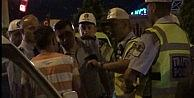 Giresunda Alkollü Sürücü Polise Zor Anlar Yaşattı