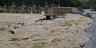 Giresun'da Yağmur Hayatı Olumsuz Etkiliyor
