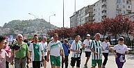Giresunda Yarı Maraton Koşuldu