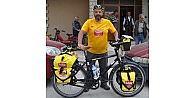 """Glutensiz Türkiye"""" İçin Pedal Çeviriyor"""