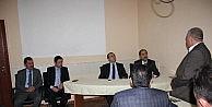 Gülşehirde Çiftçi Sorunları Değerlendirme Toplantısı Yapıldı