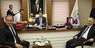 Gümrük Ve Ticaret Bakanı Nurettin Canikli Giresun'da