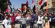 Hatay'daki 1 Mayıs Kutlamaları Esad'a Destek Mitingine Dönüştü İzle
