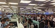 Havalimanındaki Polnet Arızası Yoğunluğa Neden Oldu