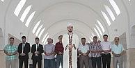Hayatını Kaybeden Ülkü Ocakları Başkanı İçin Gıyabi Cenaze Namazı