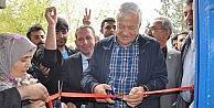 HDPli Aday Dengir Mir Mehmet Fırat Kahta Seçim Bürosunun Açılışını Yaptı