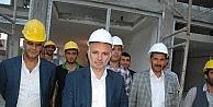 HDPli Bilgen İnşaat İşçileriyle İftar Yaptı