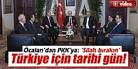 HDP'li Önder, Öcalan'ın Silahsızlanma Çağrısını Açıkladı