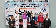 Hendek Belediyesi Karate Takımından Başarılı Performans