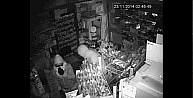 Hırsızlar Kamerada
