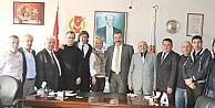 İl Emniyet Müdürü Osman Aktan Zgcye Ziyaret