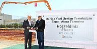 İpek Kağıt Yeni Üretim Tesisinin Temelini Manisa'da Attı