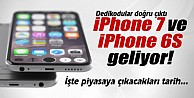 iPhone 7 ve iPhone 6S geliyor!