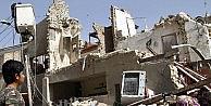 Irak Savaş Uçağı Yanlışlıkla Bağdatı Bombaladı: 12 Ölü