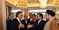 İran Eski Cumhurbaşkanı Ahmedinejaddan, Abdullah Güle Ziyaret