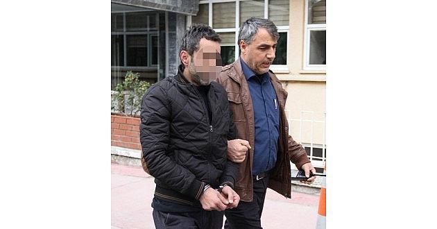 İş Arkadaşını Bıçaklayan İnşaat İşçisi Tutuklandı