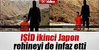 IŞİD İKİNCİ JAPON REHİNEYİ DE İNFAZ ETTİ