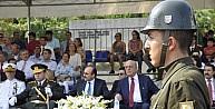 İskenderun'da 30 Ağustos Zafer Bayramı Kutlaması