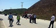 İskilipte Trafik Kazası: 1 Ölü, 3 Yaralı