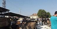 Ispartada Kapatılan Hayvan Pazarı Kullanıma Açıldı