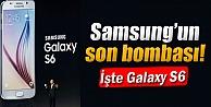 İşte Samsungun yeni amiral gemisi Galaxy S6