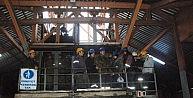 İşten Çikarilan Madenciler Yer Altında Eylem Başlattı