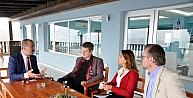 İsveç Büyükelçisinden Mudanya Belediyesine Ziyaret