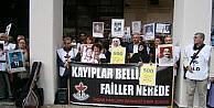 İzmir'de Cumartesi Anneleri'ne Destek Eylemi