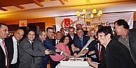 İzmirli Gazetecilerin Yılbaşı Balosu Kuşadası'nda Yapıldı