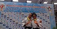 Judonun Altın Kızından Bir Başarı Daha