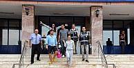Kaçak Yolculuk Yapan 4 Yabancı Sınır Dışı Edildi