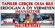 Kadir Mısırlıoğlu: Erdoğan'a Oy Vermeyen İmansızdır İzle