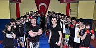 Kafes Dövüşü Trabzonda İlgi Görüyor