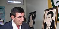 Kalkınma Bakanı Cevdet Yılmaz Bingölde
