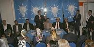 Kalkınma Bakanı Yılmaz, AK Parti Sur Ve Yenişehir İlçelerini Ziyaret Etti