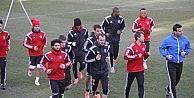Karabüksporda Fenerbahçe Mesaisi Başladı