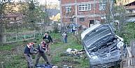 Karabük'te Trafik Kazası: 1 Ölü, 5 Yaralı